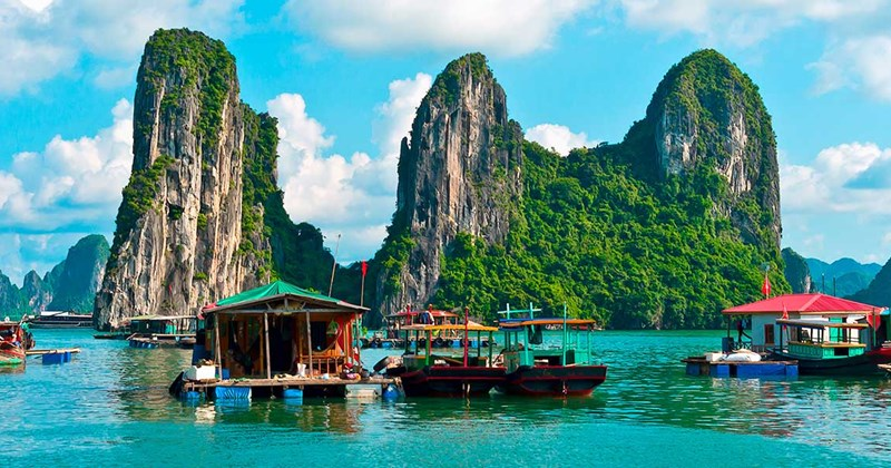 Wonders of Vietnam & Cambodia