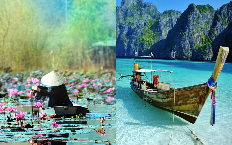 Highlights of Vietnam & Phuket - Guided Tour