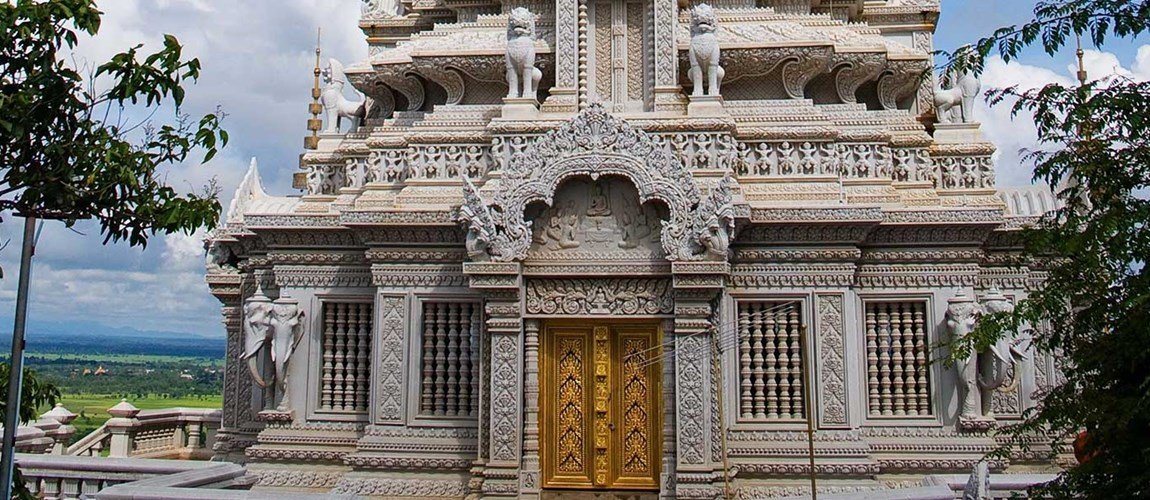 Ornate Temples