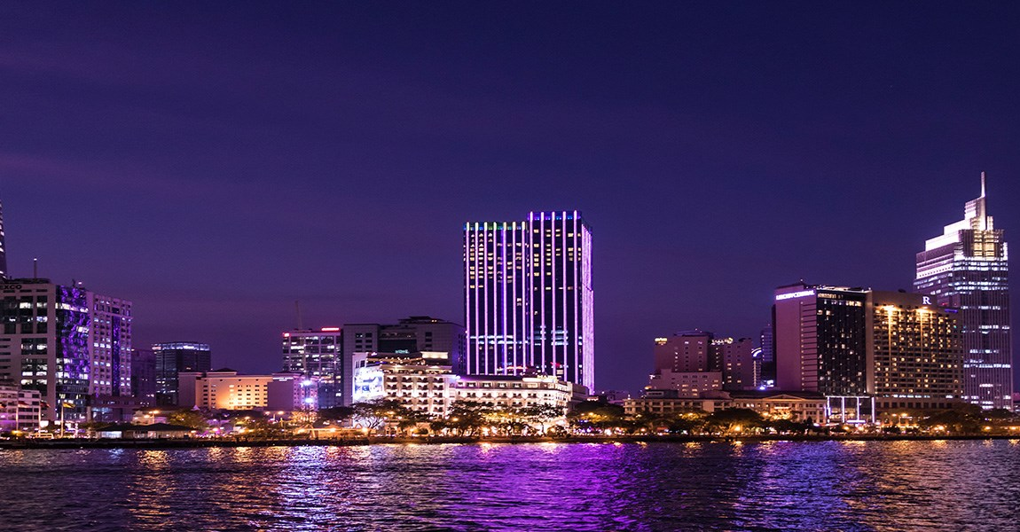 HCMC by Night