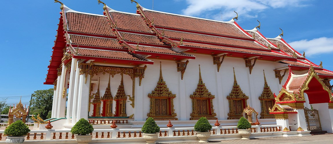 Magnificent Thai Temples